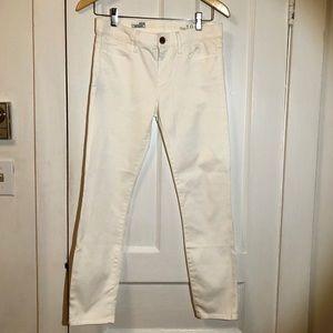 Gap Jean Leggings Skinny White